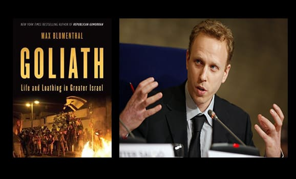 Max Blumenthal isn't the only one noticing which side is the bully and which is the underdog.