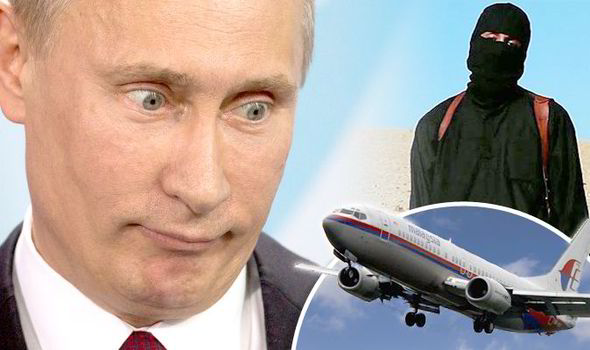 The NWO is trying to pressure Putin...by downing passenger jets.