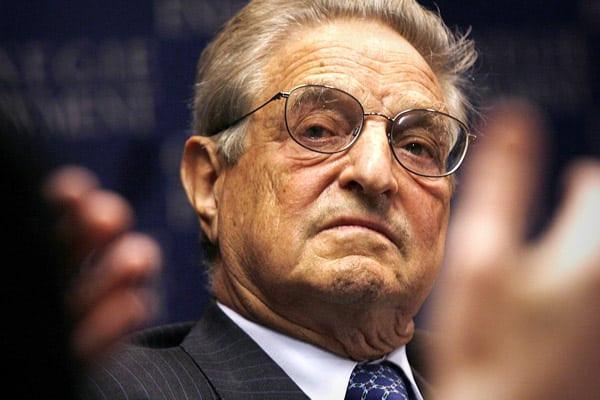 Is the tide turning on Soros and his regime change subversion?