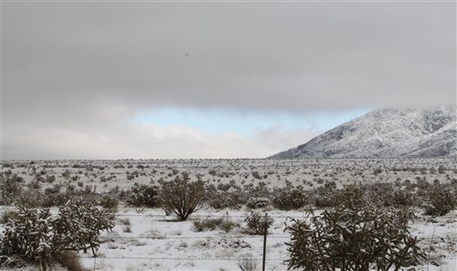 Winter Weather New Mexico