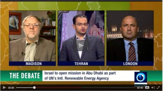 "Watch ""The Debate"" at Press TV"