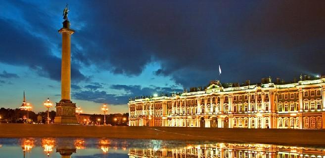 The Hermitage - St. Petersburg