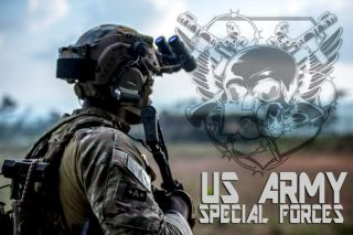 The Special Operations command has a lot of levels to it with 50,000 people