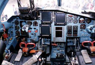SU-24 cockpit