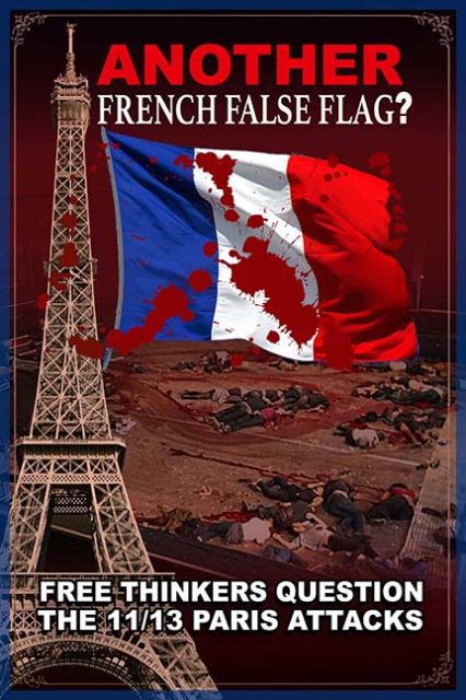 New book due out January 1st, 2016 will follow the perps' bloody tracks from Paris to San Bernadino