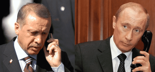 """""""Is this Erdogan? Are you going to keep your word? If not, then rest assured that I will make you look foolish."""""""