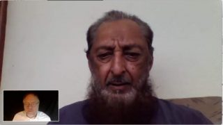 Shaykh Imran Hosein presenting to the False Flag Islamophobia Conference