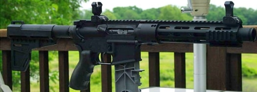 .458 SOCOM pistol
