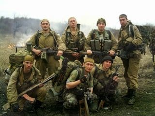 Let us hope that Russian and Western country Special Ops teams do not have to go head to head in Syria