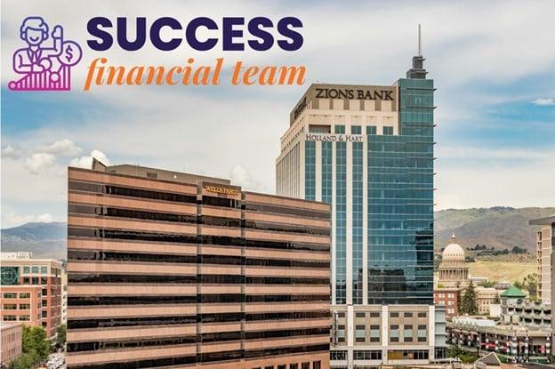 Success Financial Team's office in Boise, ID
